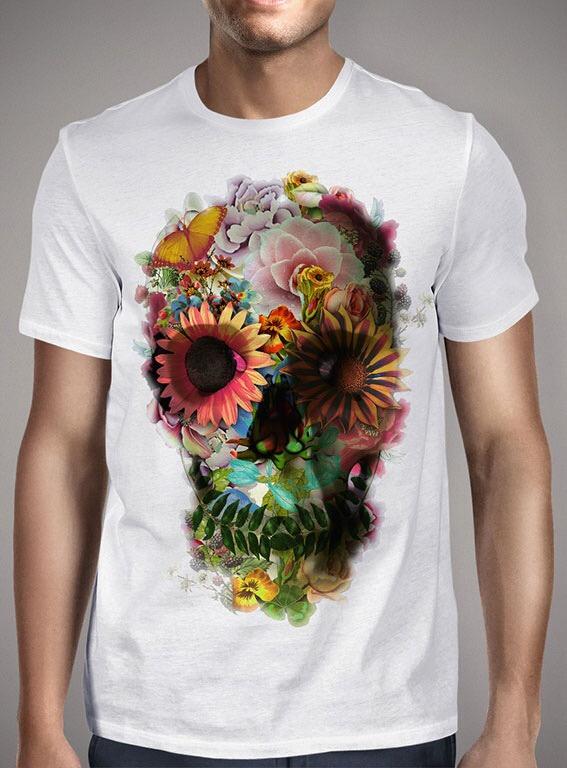 Фотография на футболке в фотопечати